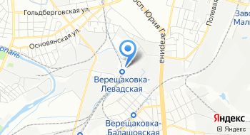 Харьковские городские электрические сети Харьковоблэнерго Южный район электросетей на карте