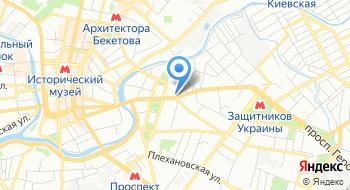 Салон Стриж на карте