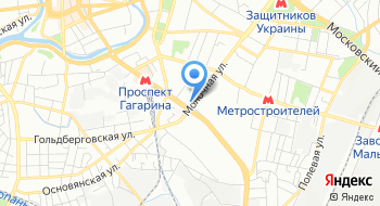 Веломагазин Евробайк на карте