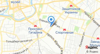 Заборы Харьков на карте