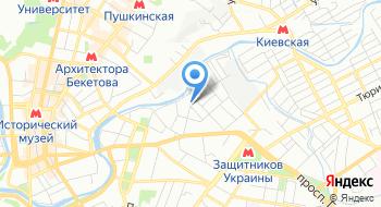 Амаксика на карте