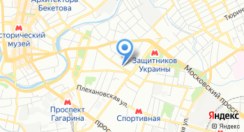 1C Харьков Проект на карте