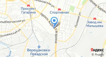 Вахрушев на карте