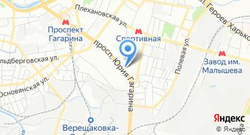 Тамада Дмитрий Кива на карте