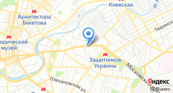 Агентство недвижимости Метраж на карте