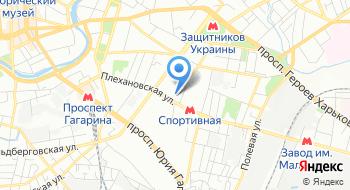 Автоцентр Фрунзе-Авто Ford на карте