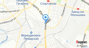 Стекло на карте