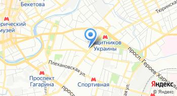 Червонозаводской ОГИС на карте