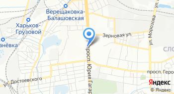 Парковка на карте