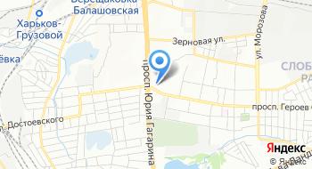 Гранат-31 на карте