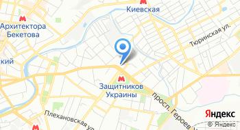Фрезеровка и Гравировка в Харькове на карте