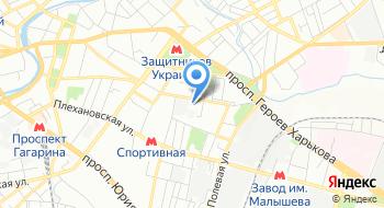 Харьковский коллегиум частная школа на карте