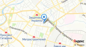 Маковей на карте