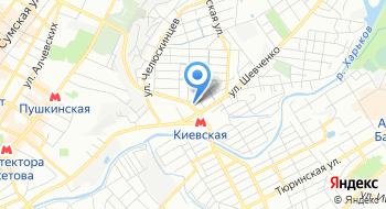 Сервисний центр-медтехника AND на карте