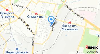 Горэлектротранссервис на карте