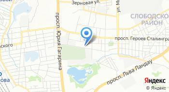 КП Троллейбусное депо №2 на карте