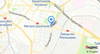 Харьковская городская стоматологическая поликлиника № 2 на карте