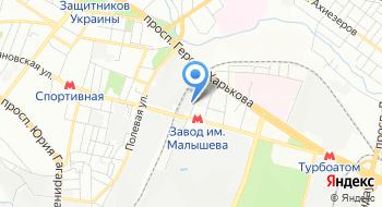 Фабрика обуви Konors на карте