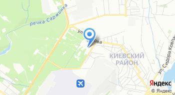 Харьковский Областной Клинический Онгологический центр на карте