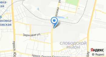 Лесторг Харьков на карте