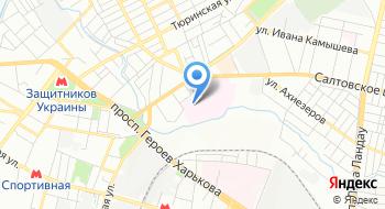 ГУ Институт неврологии, психиатрии и наркологии НАМН Украины на карте