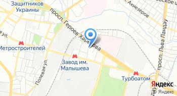 Бизнес-компас на карте