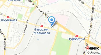 Харьковоблэнерго на карте