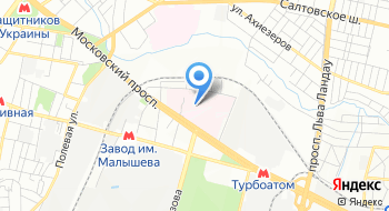 Областной клинический центр урологии и нефрологии имени В. И. Шаповала на карте