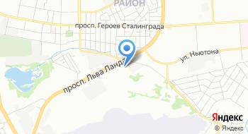Строительный гипермаркет Будмен на карте