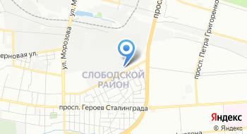 АвтоМАЗ-Украина на карте