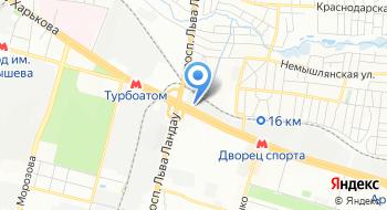 Интернет-магазин Wascher на карте