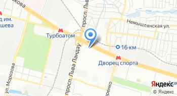 Институт растениеводства им. В.Я. Юрьева НААН на карте