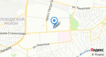 Салон-магазин ритуальных услуг № 1 на карте