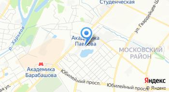 Транзит-С на карте