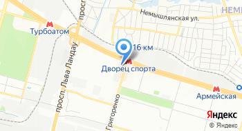 Генпром на карте
