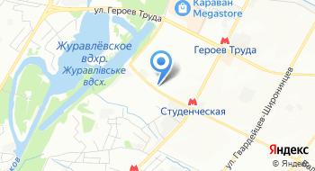 Харьковское сберегательно-кредитное общество Кредитный союз на карте