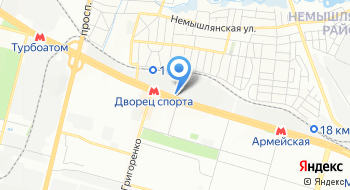 Моя кухня на карте