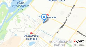 Avon Координатор Алена Бондарь на карте