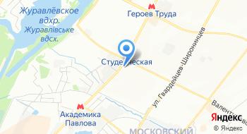 мастерская ФЛП Сварича А.В. на карте