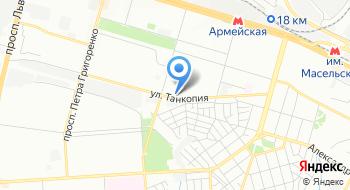 Мир-ГБО Украина на карте