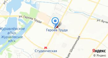 Сервисный центр Kits на карте