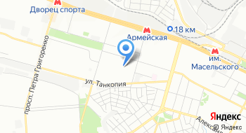 Харьковский Частный учебно-воспитательный комплекс Гармония Харьковсой области на карте