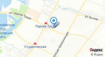 Магазин домашнего текстиля на карте