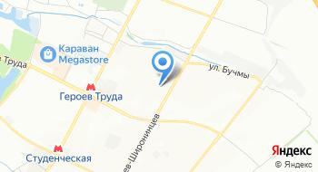 Харьковская городская детская стоматологическая поликлиника №1 на карте