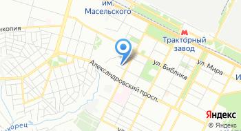 Государственное специализированное предприятие Харьковский государственный межобластной специальный комбинат на карте