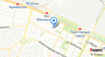 Коммунальное предприятие Троллейбусное депо №3 на карте