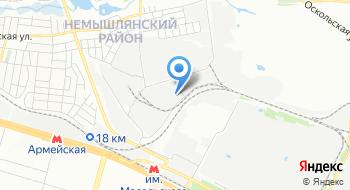 Харьковпродмаш на карте
