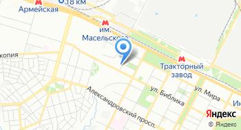 Гостинично-банный комплекс Медуза на карте