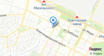 Коммунальное учреждение охраны здоровья Стоматологическая поликлиника №5 Детское отделение на карте