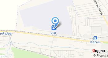 Керчь Аэропорт на карте